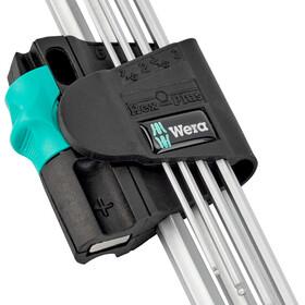 Wera 950 Hex-Plus Magnet 1 Set Llave-L, con 7 Piezas